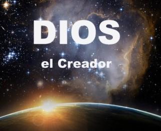 dios es el creador
