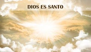 Dios-es-santo