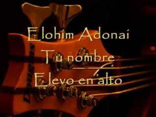 ELOHIM ADONAI